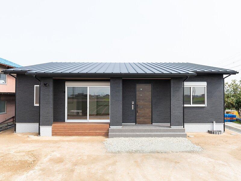 <佐賀市注文住宅:T様邸>『収納』上手な平屋の住宅