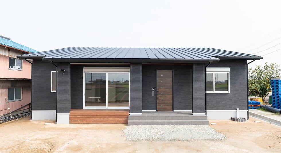 <佐賀市注文住宅:T様邸>『収納』上手な平屋の住宅のイメージ