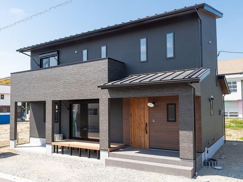 <佐賀市注文住宅:N様邸>素材と性能にこだわった家