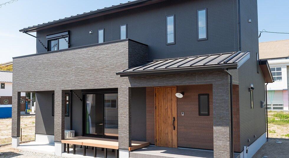 <佐賀市注文住宅:N様邸>素材と性能にこだわった家のイメージ