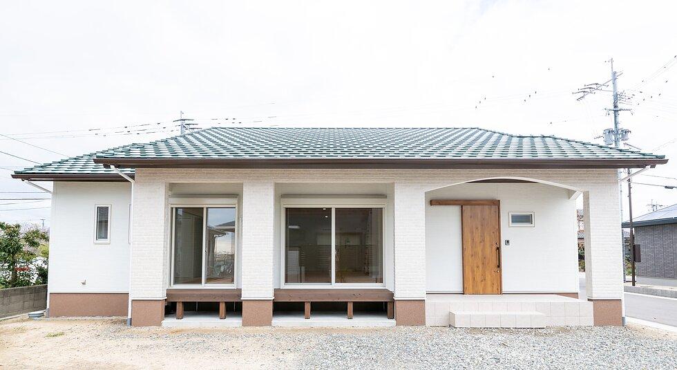 <佐賀市注文住宅:N様邸>ロフト付き平屋のイメージ