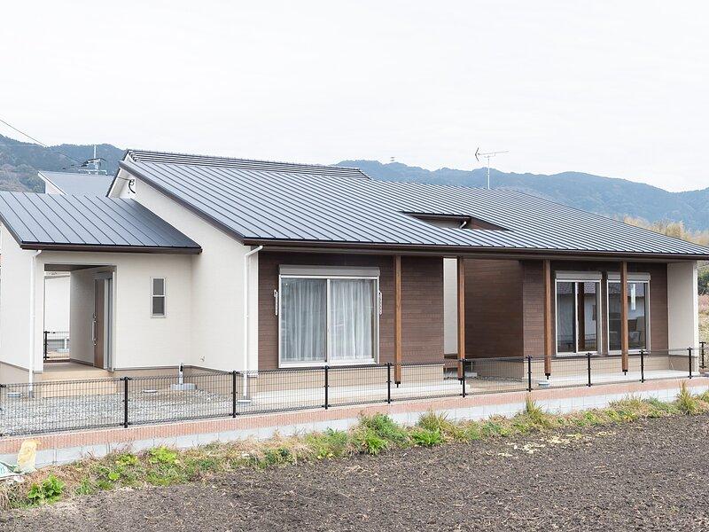<佐賀市注文住宅:H様邸>木のぬくもり感じる平屋の家