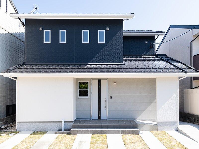 <佐賀市注文住宅:K様邸>スタディースペースのある家