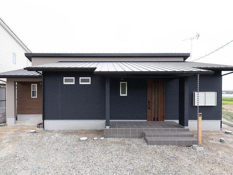 <佐賀市注文住宅:M様邸>家族5人の平屋の住宅