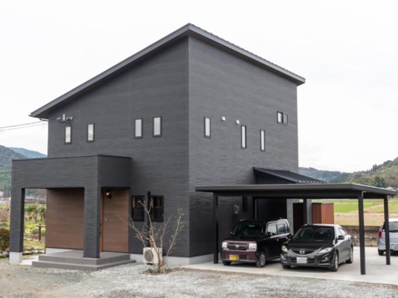 <多久市注文住宅:M様邸>木のぬくもりに包まれた家族の家