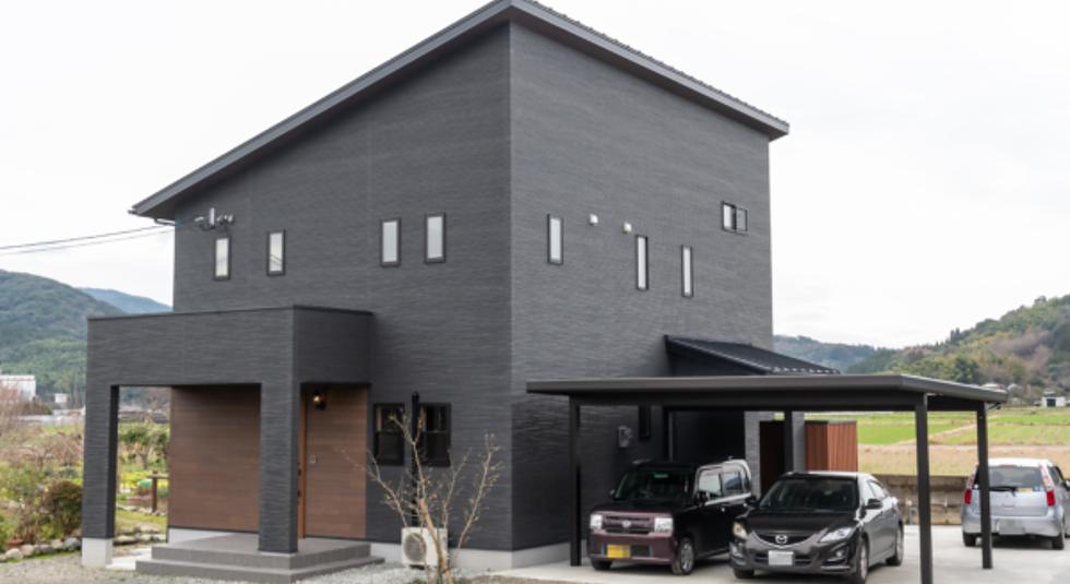 <多久市注文住宅:M様邸>木のぬくもりに包まれた家族の家のイメージ