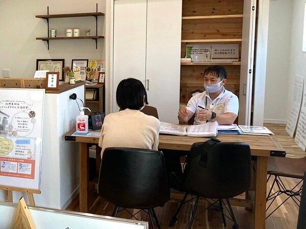 佐賀市Y様邸「木の家」 完成見学会の画像
