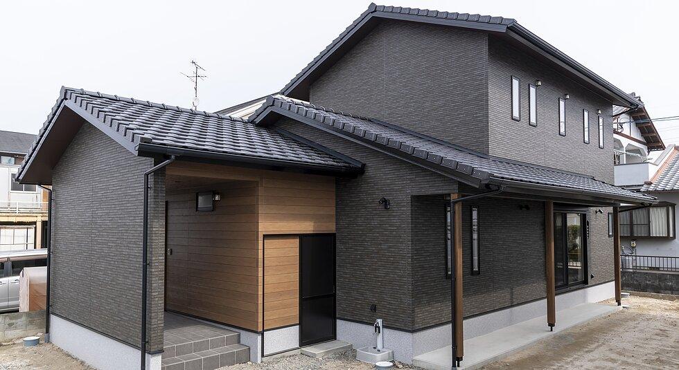 <佐賀市注文住宅:E様邸>回遊動線の家のイメージ
